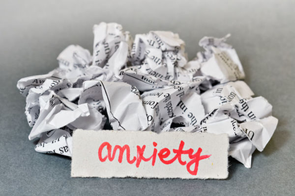 Why worry is 'trouble that never happens' and how to stop anxiety