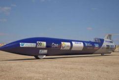 Aussie on a mission to break land speed record