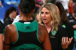 West Coast Fever in the Grand Final