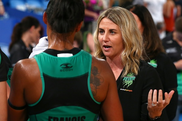 Article image for There's no second place in netball: Marinkovich