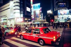 Steve 'Grumpy' Collins tells us about vibrant, exciting Tokyo