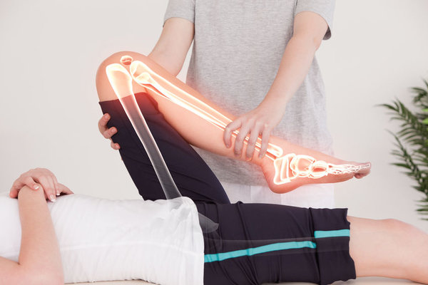 Article image for Ankle advice and treating injuries from home with Tex Perkin