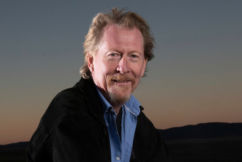 Author Chris Hammer on his new novel Scrublands