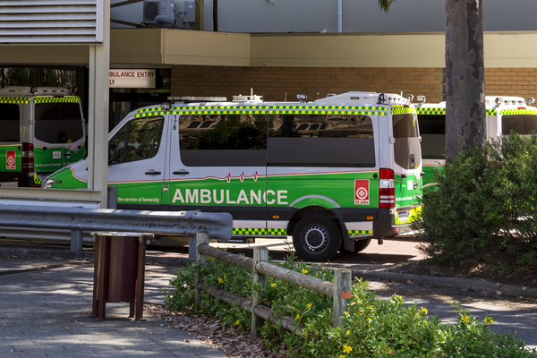 Police escort for paramedics after increase in attacks