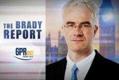 Enda Brady Perth LIVE UK Report