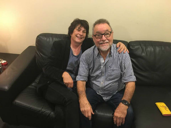 Promoter inducted into WA Music Hall of Fame