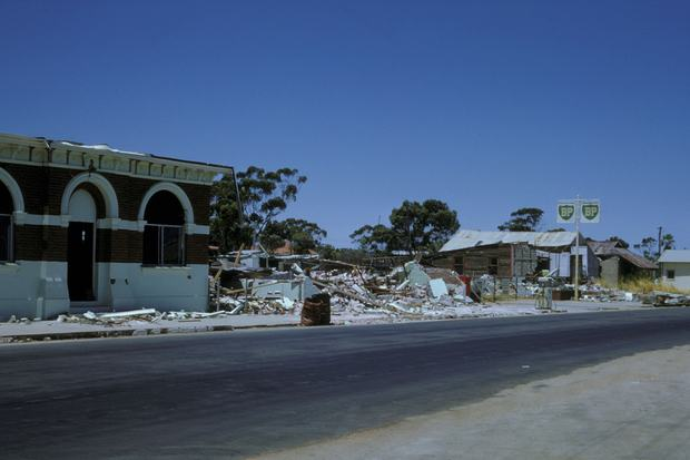Remembering the Meckering Earthquake