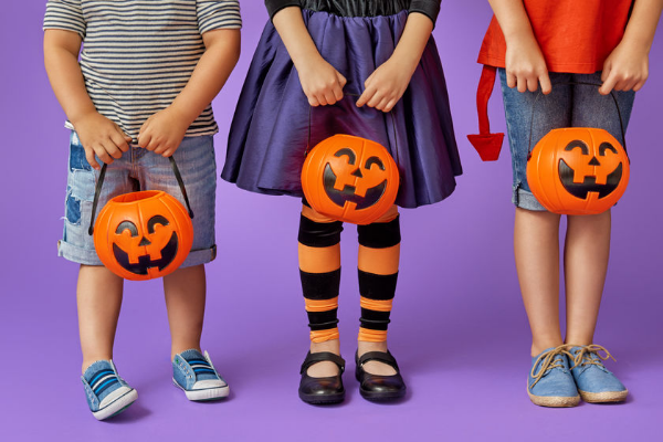 Safety Tips for Trick or Treaters