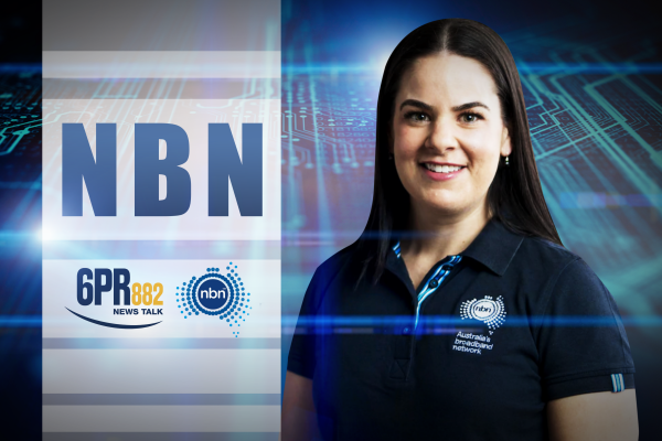 Jane McNamara Talks NBN