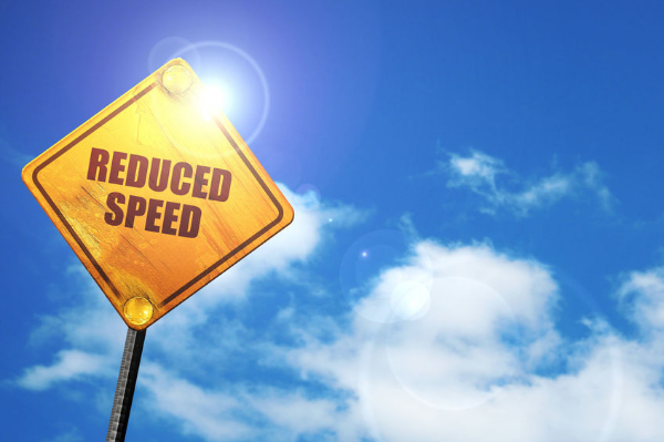 Speed and You Won't Be Fined