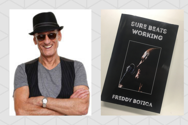 Fred Botica chats on his new book, Sure Beats Working