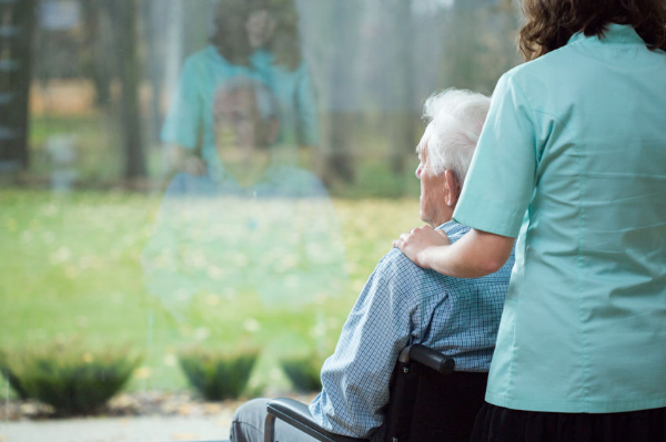 Aged care ignored in the federal election campaign