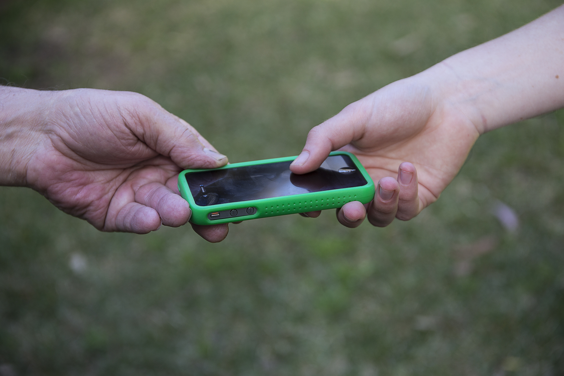 Stay secure – how to keep your data safe when recycling your old mobile phone