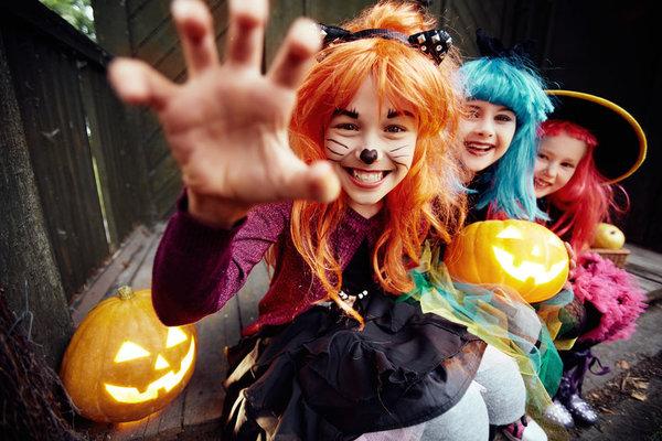 Do you celebrate Halloween?