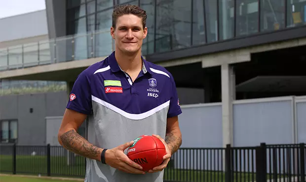 Back home to WA for new Fremantle Docker