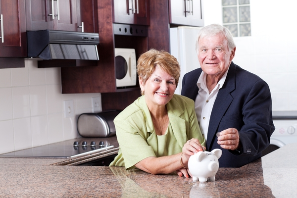 Are retirees more financially comfortable?