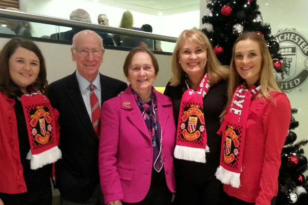 Perth Link to Busby Babes