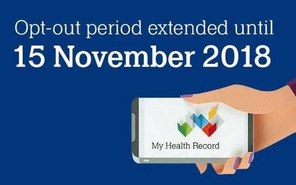 My Health Record opt out deadline looms