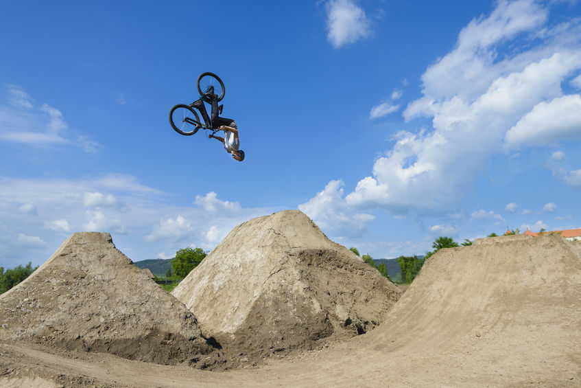 Article image for The BMX track on Coleman Crescent stoush continues
