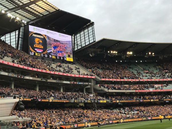 West Coast want to look at three-game Grand Final