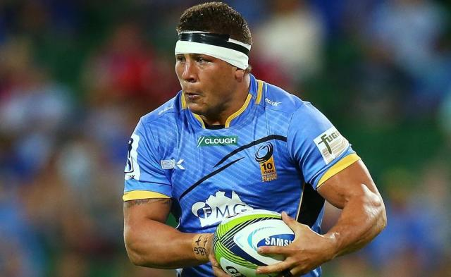 Brynard Stander is a Force to be reckoned with