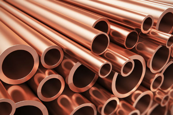 Surge in copper thefts