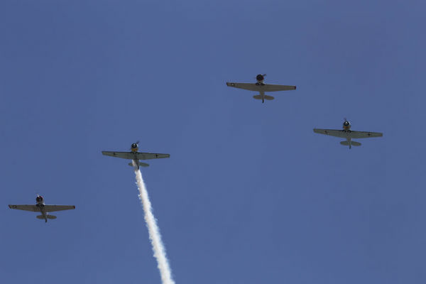 Remembrance Day Flyover denied