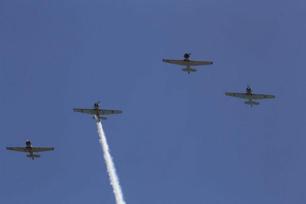 Remembrance Day Flyover denied
