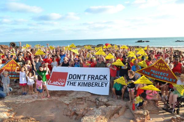 Labor Lifts Moratorium On Fracking In WA