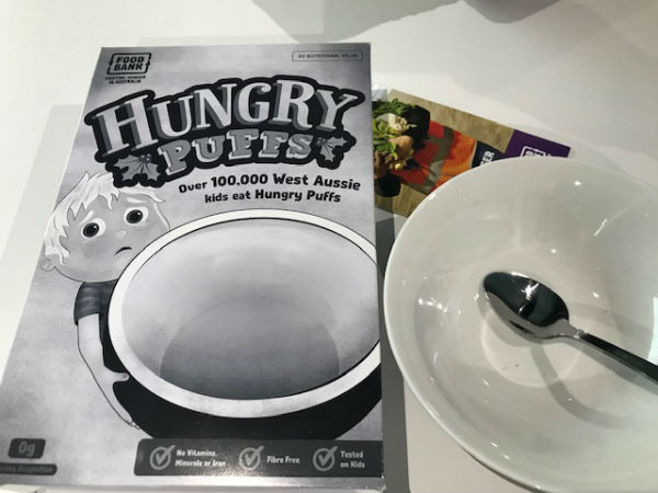 Article image for Empty cereal boxes on our shelves