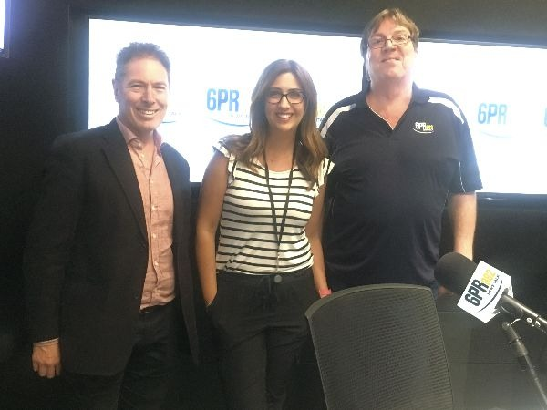 The Thursday Panel with Carmen Braidwood and Dr Joe Kosterich