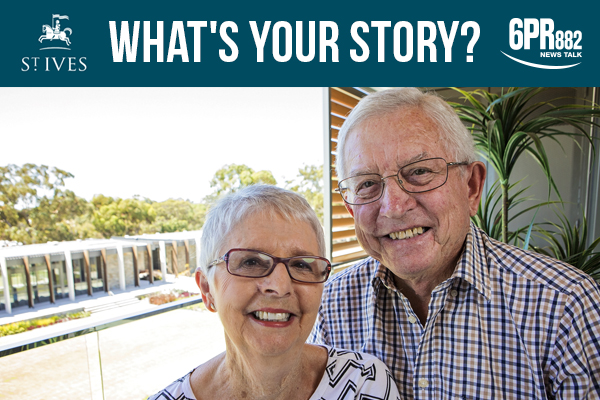 What's Your St Ives Story – Barry & Val