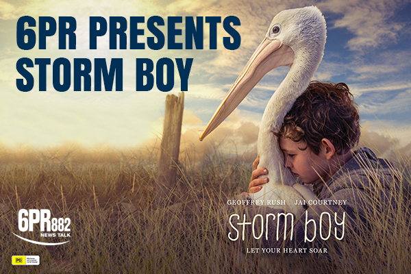 6PR Presents Storm Boy!