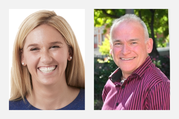 The Thursday Panel with Meg Coffey and Richard Offen