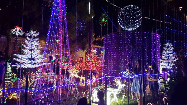 Perth's all-inclusive Christmas celebrations