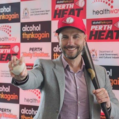 Steve Nelkovski – Perth Heat General Manager