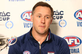 East Perth Coach – Jeremy Barnard