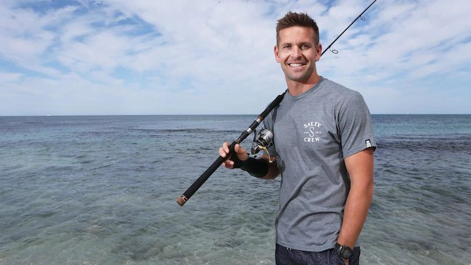 Mark Lecras' got all your fishing covered