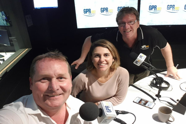 The Thursday Panel with Nic Hayes and Lanna Hill