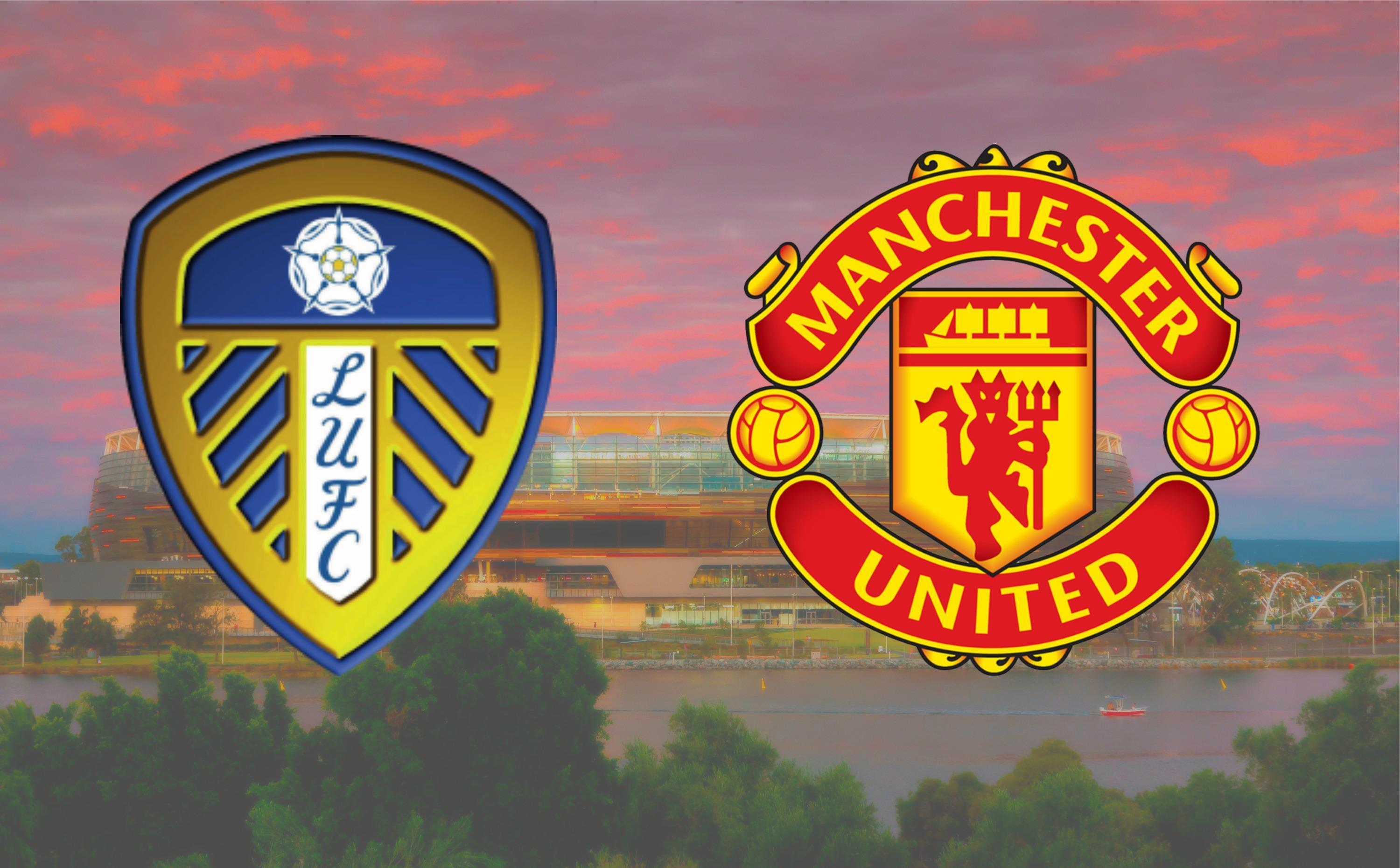 Manchester United & Leeds rivalry comes to Optus Stadium