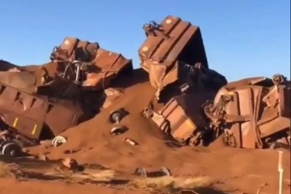 Mornings reveals further details on runaway BHP train