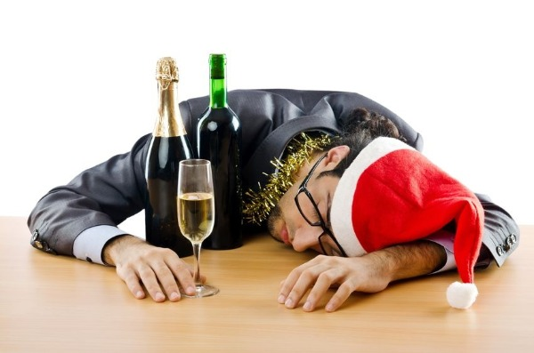 Should booze be banned at work Christmas parties?