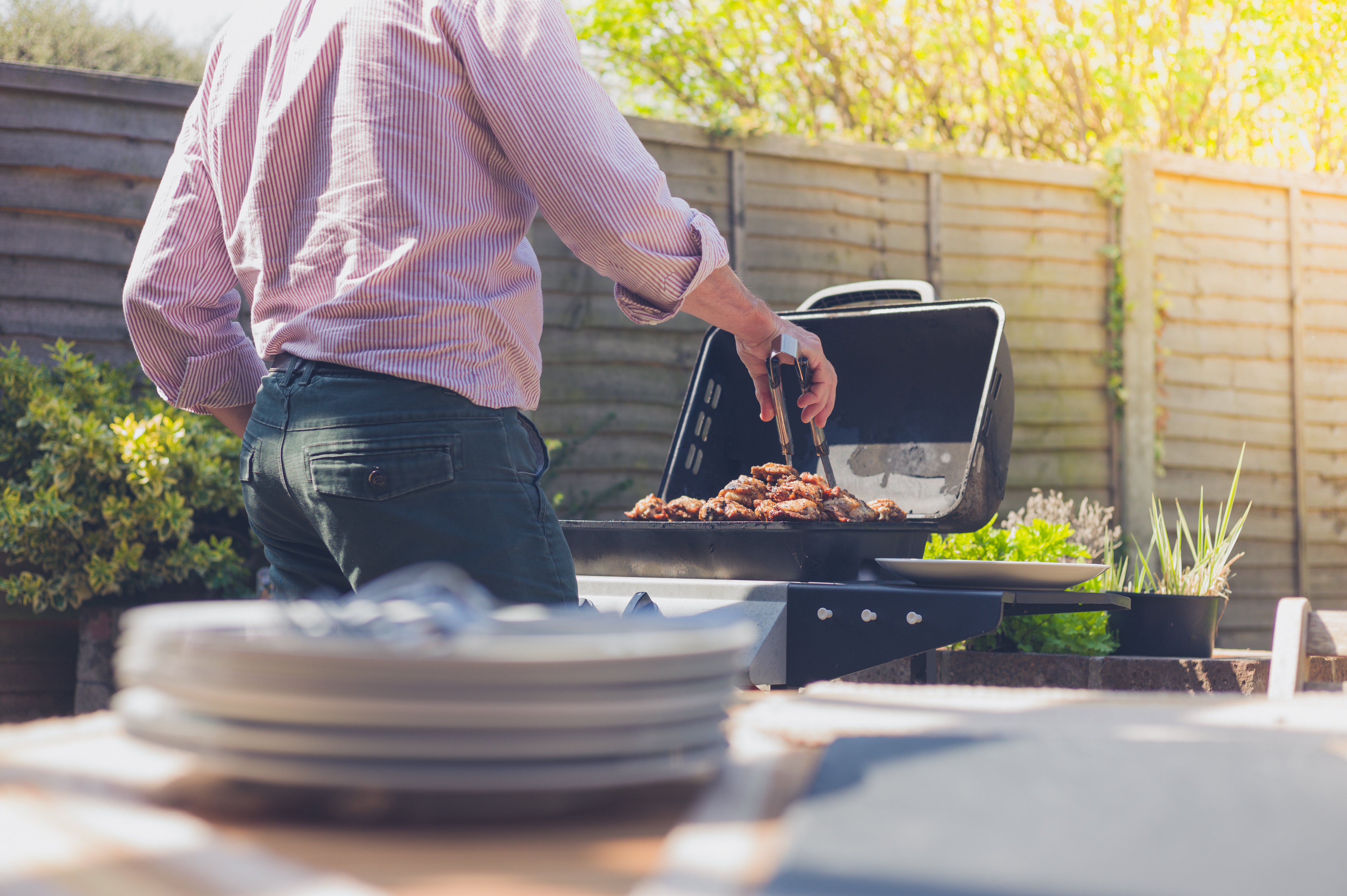 Stay BBQ Safe This Summer