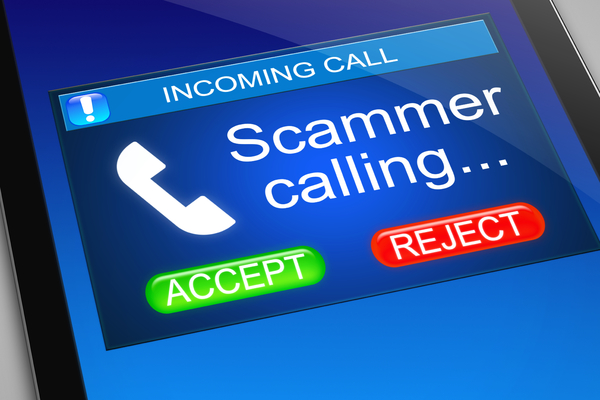 Scammers steal over $800,000 during November