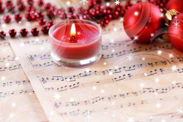 Christmas carols with the Indian Blue Chorus