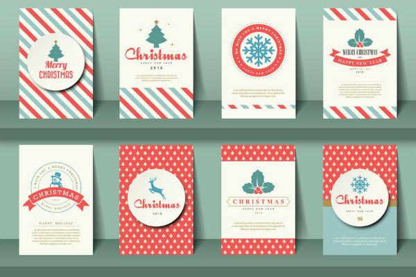 Top secret Christmas card