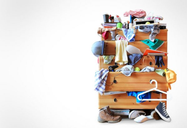 Step by step guide to ditching the clutter this Christmas