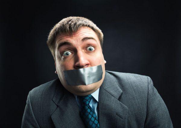 Councillors sick of gag orders
