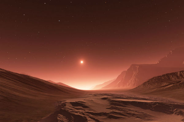 Wind on Mars… Then Politics