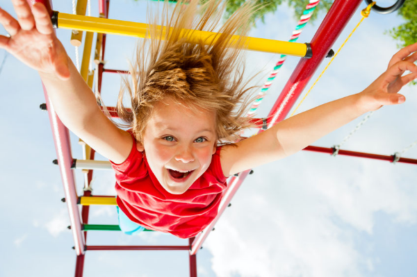 Are Monkey Bars A Big Danger In Playgrounds?